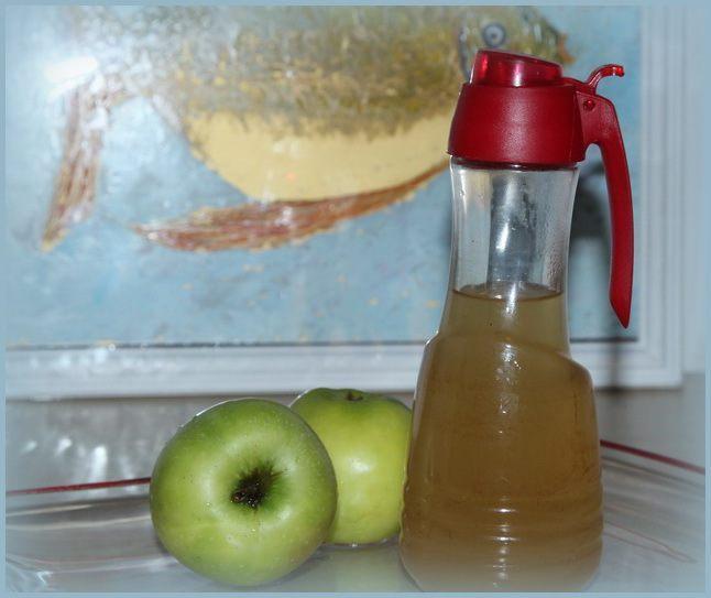 домашний яблочный уксус рецепт с фото пошагово