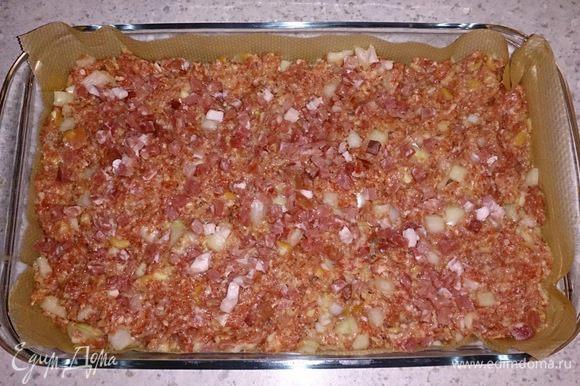 рецепт запекания бекона в духовке