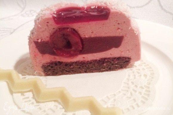 пирожное корзиночки рецепт с белковым кремом