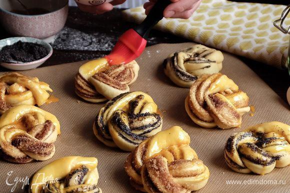 Бабушкины булочки рецепт с фото