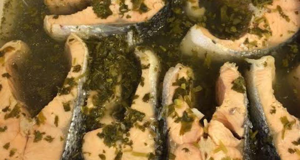 Картинки по запросу Рыба в соусе киндзмари