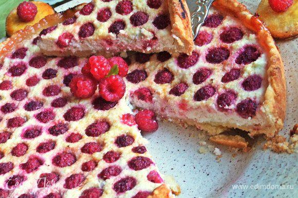 творожный пирог в духовке рецепт с фото простой рецепт