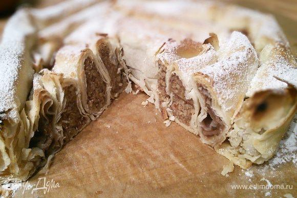 Ореховая улитка рецепты с фото 76
