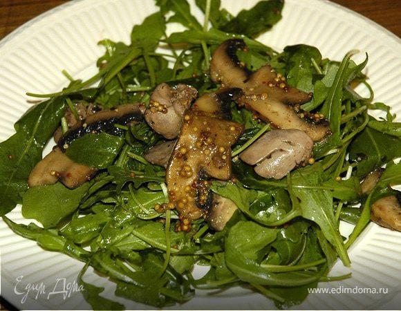 Салат из руколы рецепты пошаговый рецепт 67