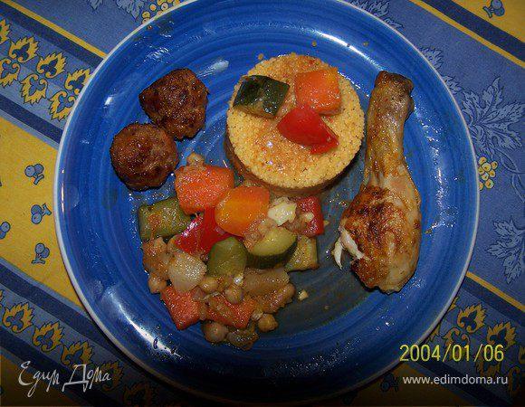 Кус кус рецепты приготовления фото юлии высоцкой