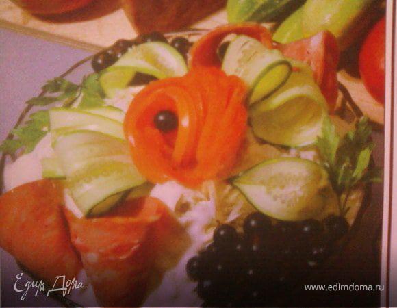 Салат ярославна рецепт с фото