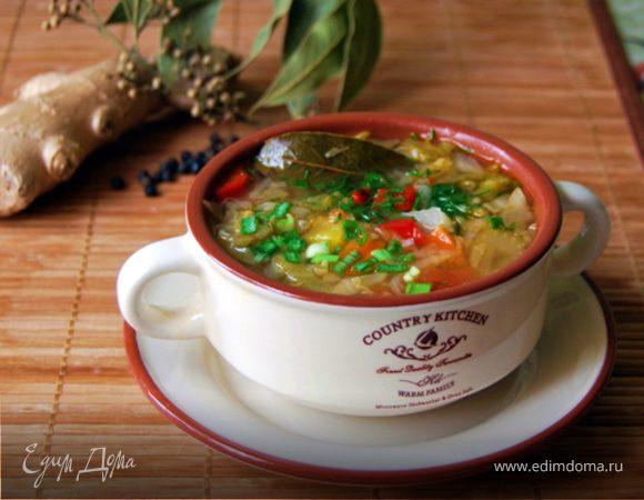 Суповая диета / Боннский суп - Вкусная Суповая диета