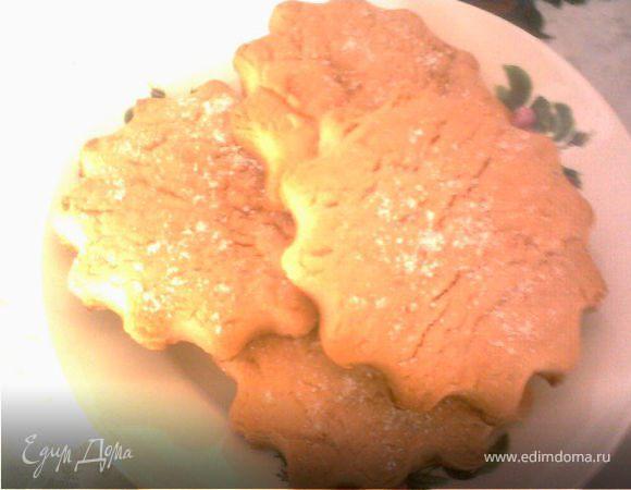 Рецепты печенье из ничего