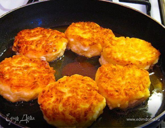 Творожные сырники рецепт 👌 с фото пошаговый | Едим Дома ...