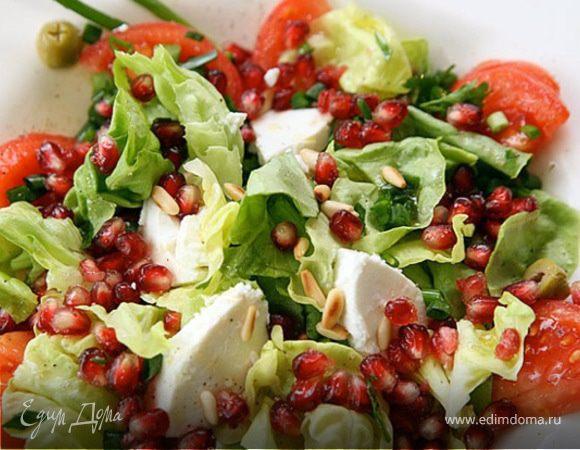 Салат из граната фото рецепт
