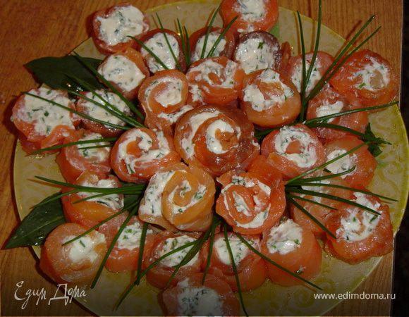 Горбуша на праздничный стол рецепты с фото