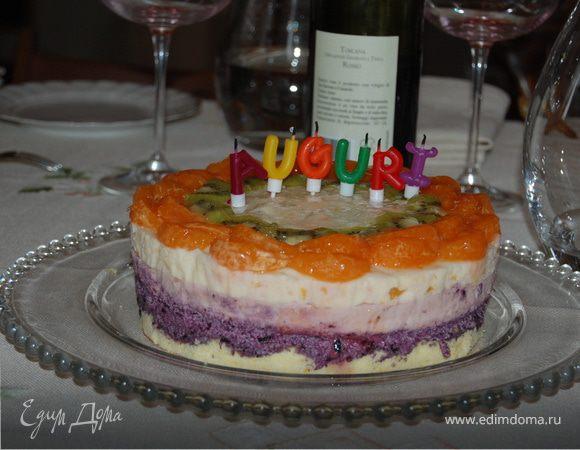 Рецепты торта радуга в домашних условиях