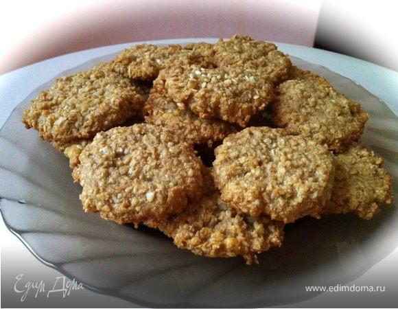 Овсяное печенье - Лечение травами и диетами