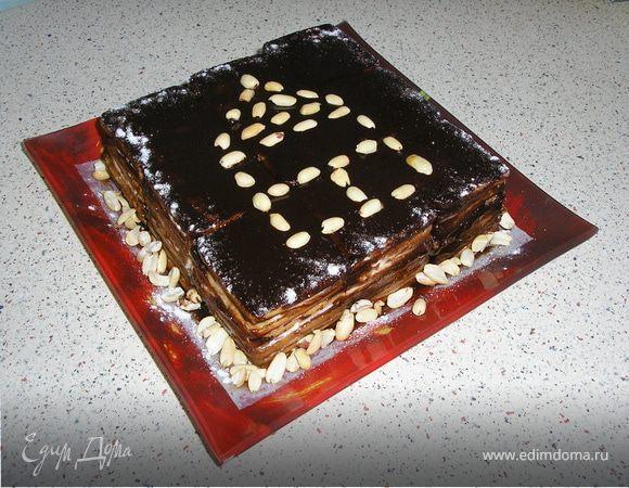 Испечь торт дома с фото