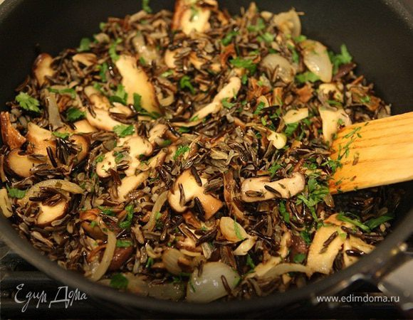 Салаты из сушеных грибов с фото
