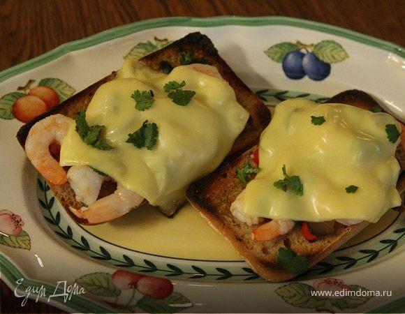 панини с курицей и сыром рецепт
