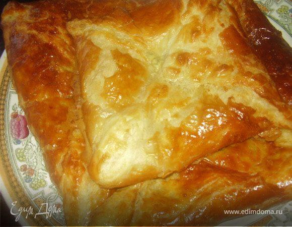 Хачапури с сыром в духовке рецепт пошагово в