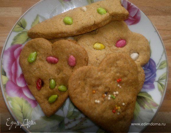 Имбирное печенье по рецепту Юлии Высоцкой рецепт ?? с фото пошаговый Едим Дома кулинарные рецепты от Юлии Высоцкой