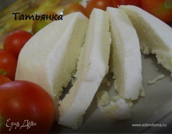 Сыр панир рецепт с пошагово