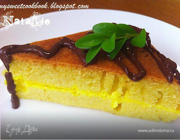 Лимонный кекс в мультиварке рецепты с фото