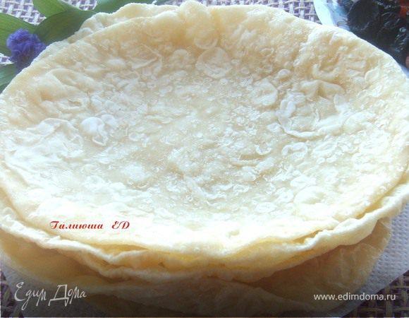 Казахские лепешки рецепты 124