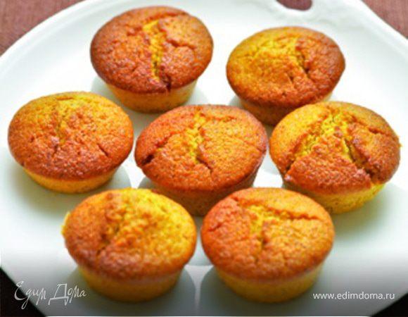 Морковные кексы рецепт с пошагово