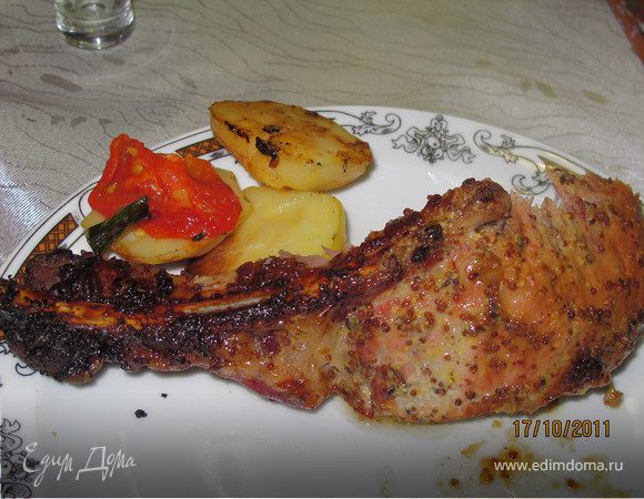 Рецепты к празднику из свинины