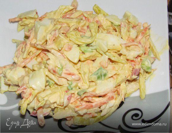 Рецепты салатов с дайконом