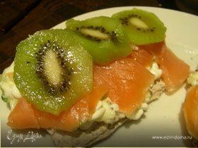 Бутерброды закусочные – кулинарный рецепт