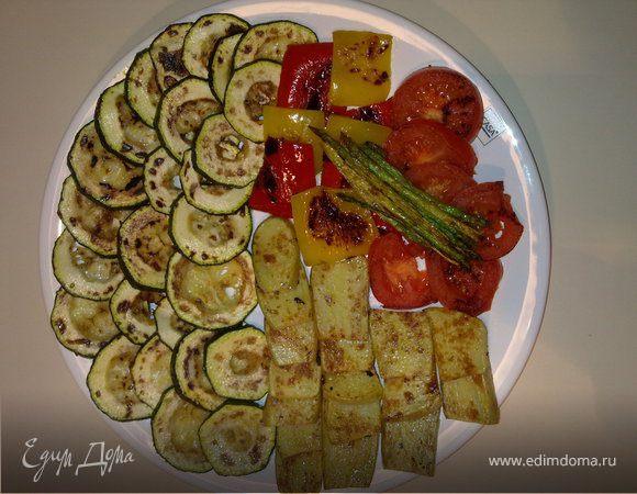 Овощи в аэрогриле рецепт с фото