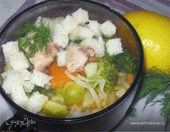 Диетические супы и - dietplanru