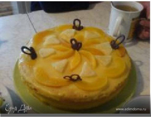 постные торты с фото