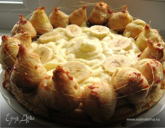 Торт сент-оноре классический рецепт с фото