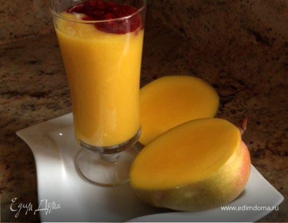 Десерты с манго рецепты с фото