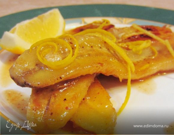 Бананы фламбе рецепт с фото