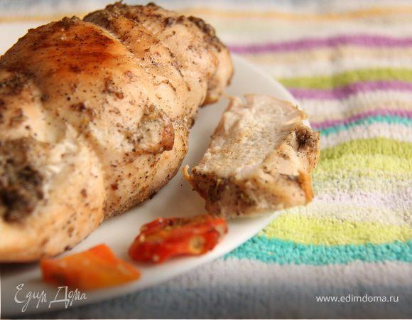 запеченная куриная грудка рецепты с фото