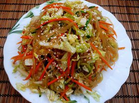 Салаты со шпинатом вкусные салатики