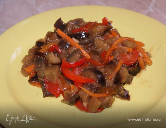 Рецепт баклажаны в кисло сладком соусе с пошагово в