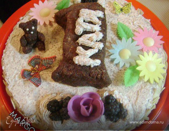 Торт на 1 годик рецепты