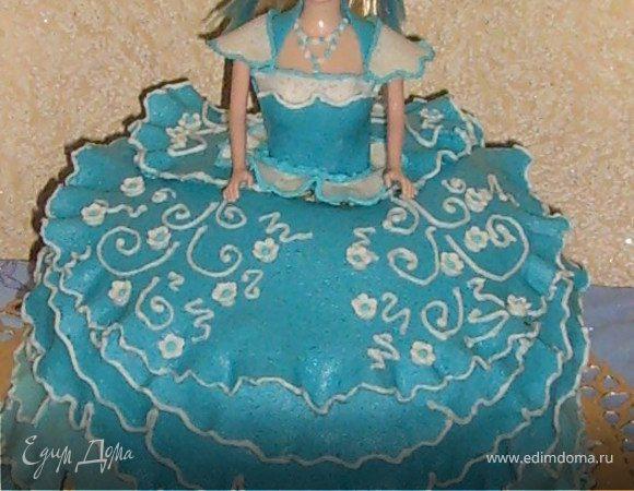 Торт принцесса рецепт с фото