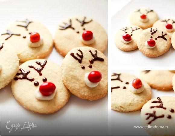 Песочное печенье своими руками рецепты