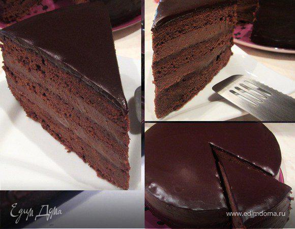 Чёрный шоколад рецепт