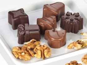 Шоколадные конфеты своими руками рецепты фото