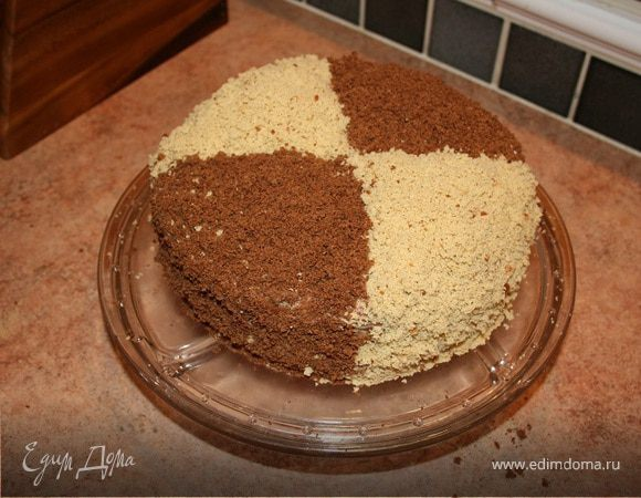 торт в домашних условиях пошаговый рецепт
