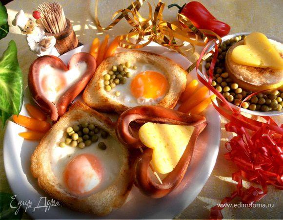 оригинальный спиртной завтрак для любимого мужа с фото же, самсонов смогу