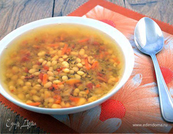 Суп из свежей фасоли рецепты с фото