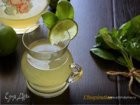 Лимонад способом ферментации – кулинарный рецепт