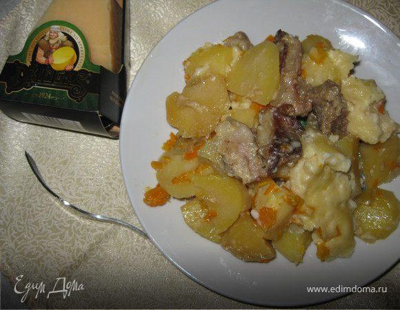 Запеканки со свининой рецепты фото