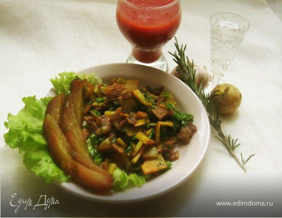 Рецепты малокалорийных супов