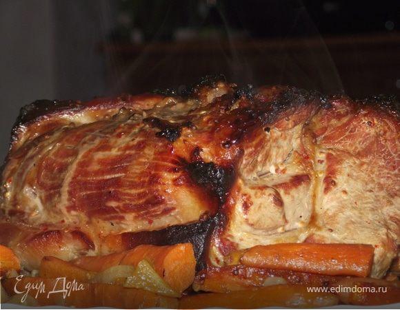Мягкая свинина в духовке рецепты с фото